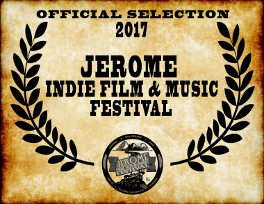 JIFMF official selection laurels, black on parchment